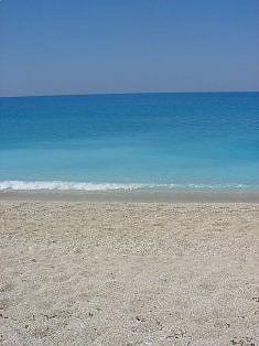 Beaches of Lefkada Greece
