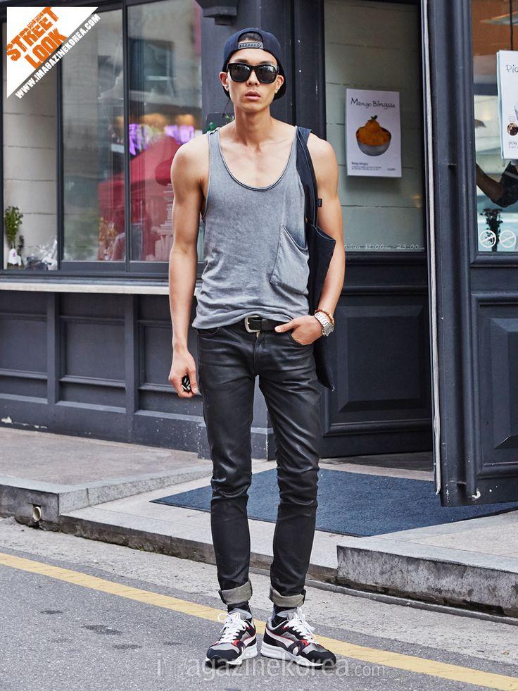 2014.07.02 김도진 (25세 | 모델 | 신사동) 신발 Puma | 가방 Damp