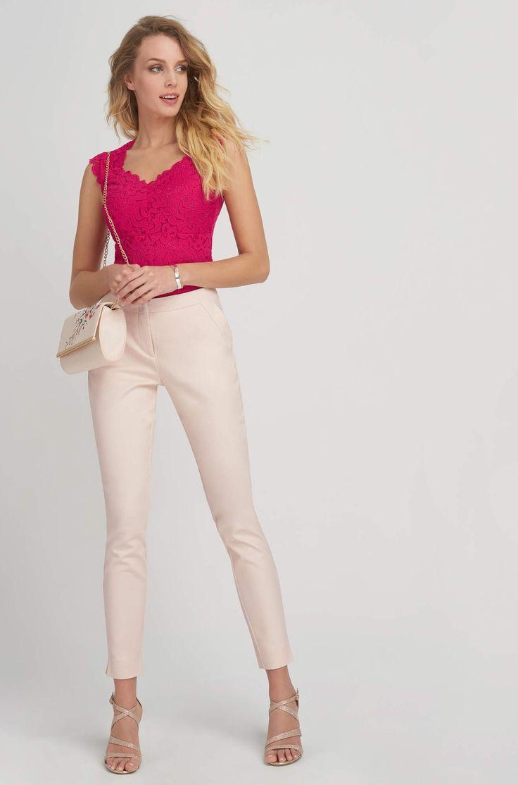 Pantaloni clasici de damă