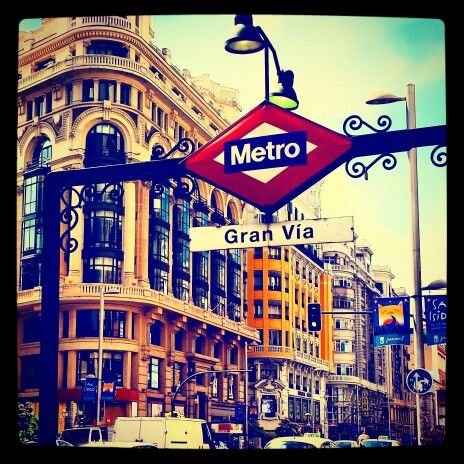 Madrid ◇ Gran Via