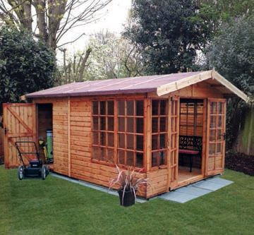 malvern collection of garden offices, garden rooms, garden studios, sheds, summerhouses, gazebos, pavilions, greenhouses and playhouses