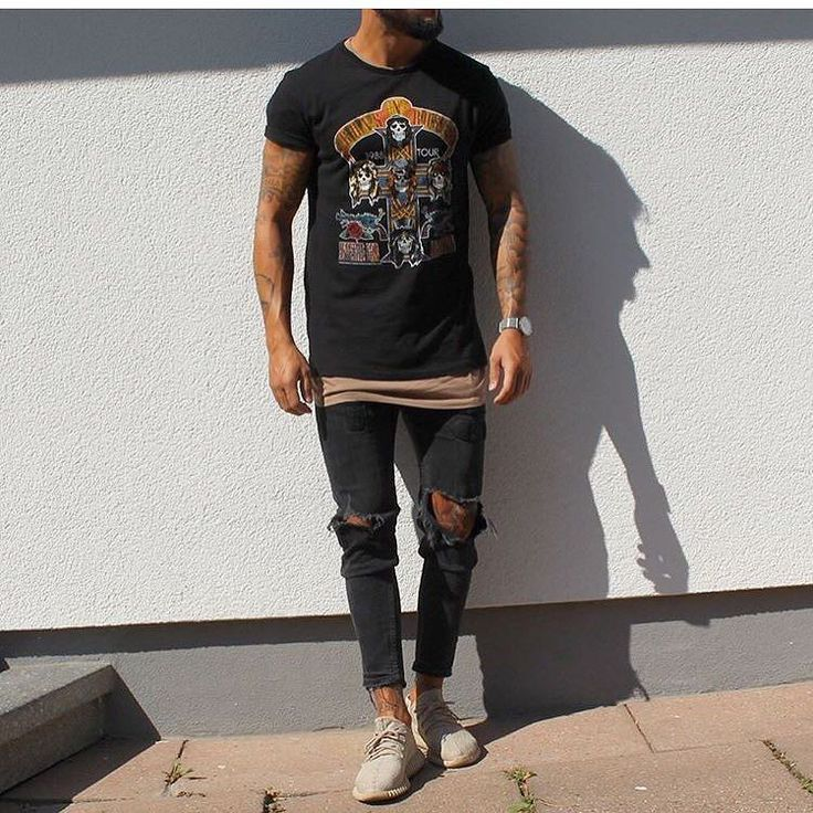 Check out @streetfashion.onpoint Dope style by @massiii_22 #mensfashion_guide…