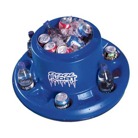Overton's : Cool Float Pool Cooler - Watersports > Lake & Pool Leisure > Pool Accessories : Swimming Pools, Pool Toys, Pool Lounges, Swimming Pool Floats, Chairs, Games