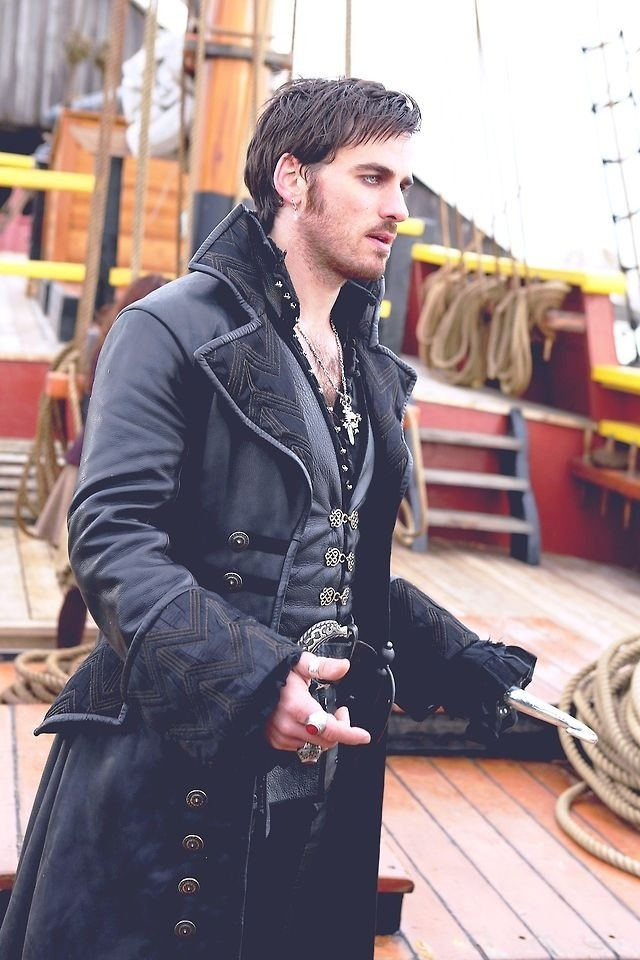 Captain Hook from Once Upon A Time