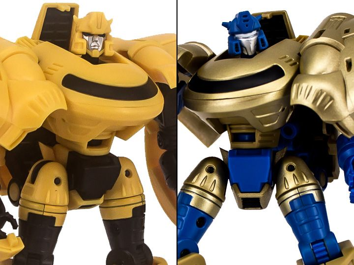 Transformer Ct 001 Skiff Amp Ct 002 Gold Set