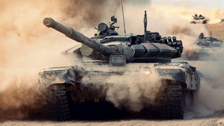 INDIAN ARMY T-72 AJEYA TANK