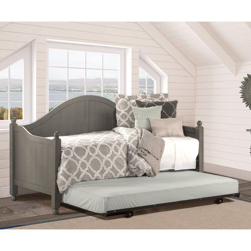 """Found it at Joss & Main - Georgiana 81.5"""" Daybed with Trundle"""