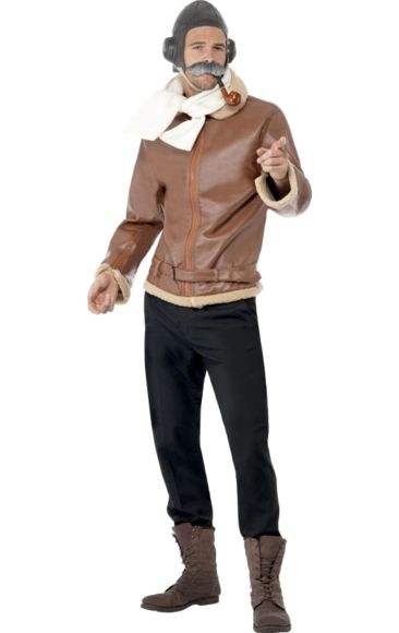 Ww2 Pilot Costume