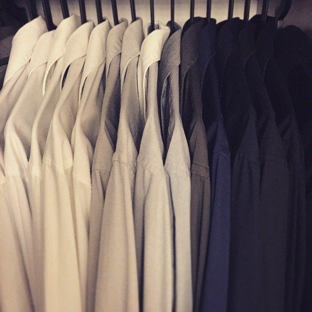 Prasowanie koszul - 3 godziny z życia ;) #ironing #mensshirts #shirt #wordrobe #gentelman