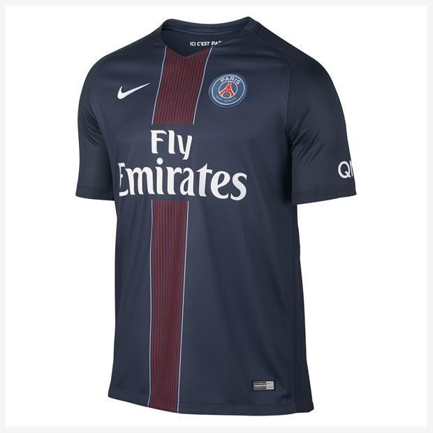 Camisa Nike PSG I 2016/2017 Torcedor Masculina | Nike