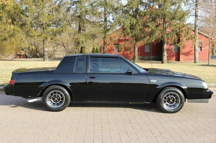 1987 Buick Grand National Turbo ★。☆。JpM ENTERTAINMENT ☆。★。