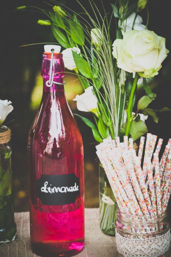 {Cocktail Mariage} La recette du Mojito fruits rouges, bonbonne, wedding, cocktail