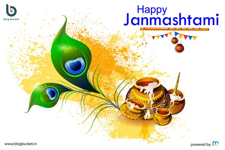 Blog Bucket Wishes you a Happy Janmashtami, May this Janmashtami bring happiness in your life. Hatred is far apart from your life. Enjoy the festival with love in your heart and good wishes. Jai Shri Krishna! Happy Krishna Janmashtami! https://goo.gl/nMg8Sr #Janmashtami #blogbucket #happyjanmashtami #krishnas #LordKrishna