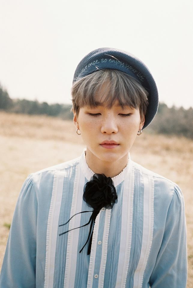 BTS Suga 방탄소년단 Special Album '화양연화 Young Forever' Concept Photo