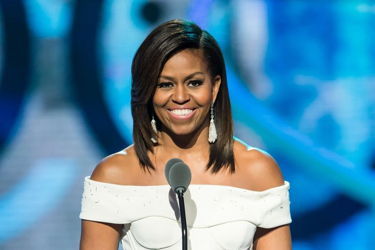 Black Girls Rock! Awards Ceremony (March 2015)  - 10 Times Johnny Wright Slayed Michelle Obama's Hair To Perfection