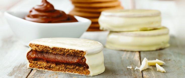 Alfajor de Dulce de Leche sin Gluten « Celiaco.com