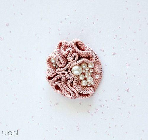 Ulani. Lana Bragina. http://knittingandcrocheting-club.blogspot.com.es/2011/09/lana-bragina-ulani.html