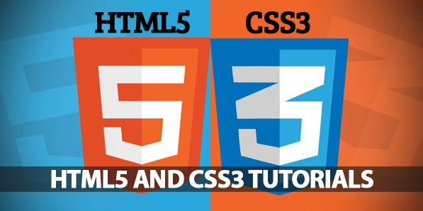 10 Cool #CSS3 and #HTML5 #Tutorials That Make Web Designing Task Easier