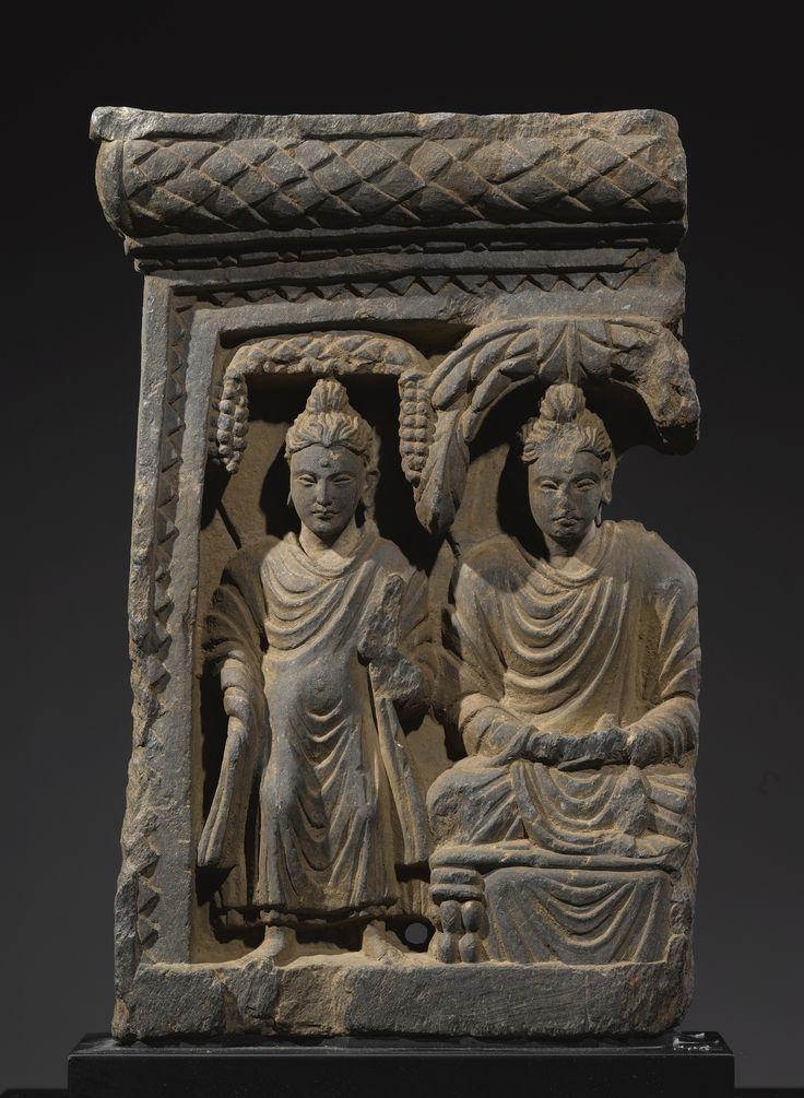 65 Best Gandhara Buddha Images On Pinterest Buddha Art
