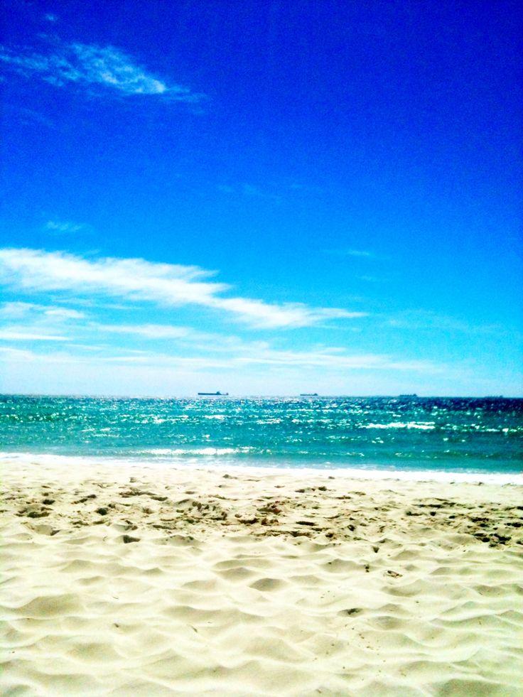 Port Beach, North Fremantle.