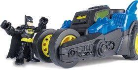 NEW Fisher-Price Imaginext Motorised Batmobile