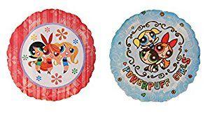 "Amazon.com: 2 Powerpuff Girls 18"" Mylar Balloons: Toys & Games"
