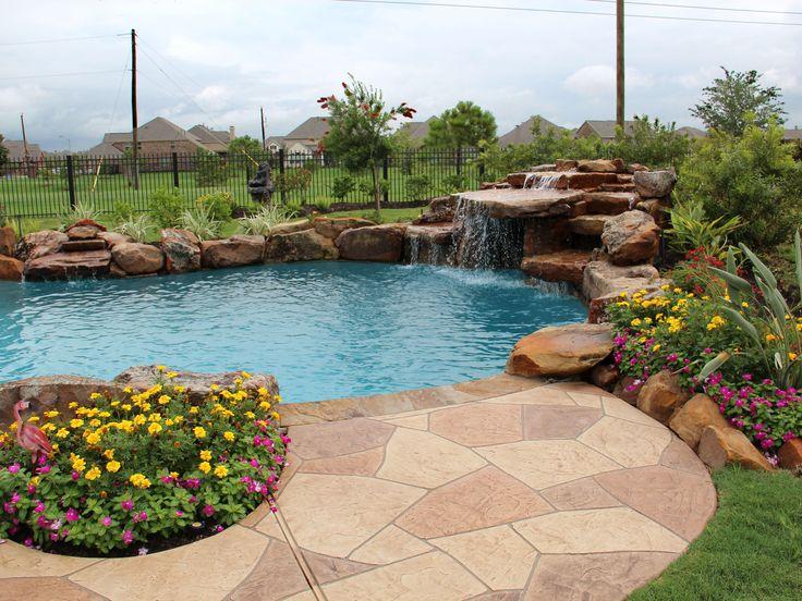 natural free form swimming pools design 279 custom outdoors. beautiful ideas. Home Design Ideas