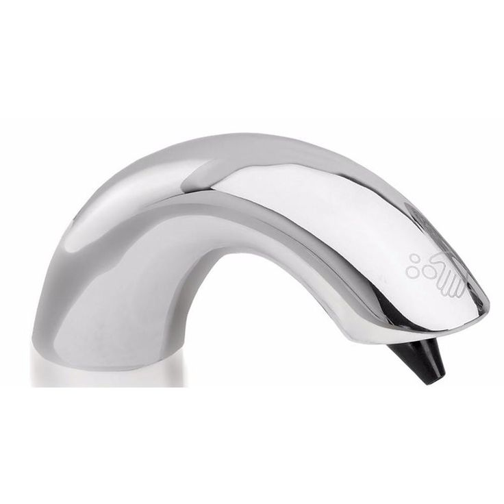 TOTO Sensor Operated Single Spout Commercial Soap Dispenser in Polished Nickel