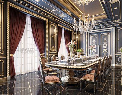 640 best Elegant Dinner Room images on Pinterest | Luxury dining ...