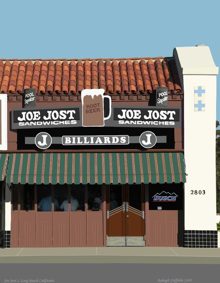 Joe Jost Long Beach Polytechnic