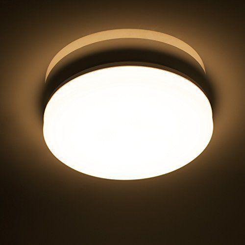 Ouesen 18w Wasserdichte Led Lampe Decke Moderne Dunne Runde Led