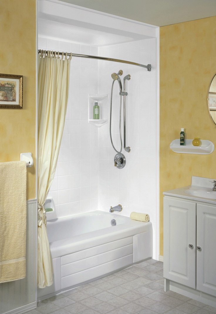 31 best images about fresh bathroom ideas on pinterest for Bath fitters
