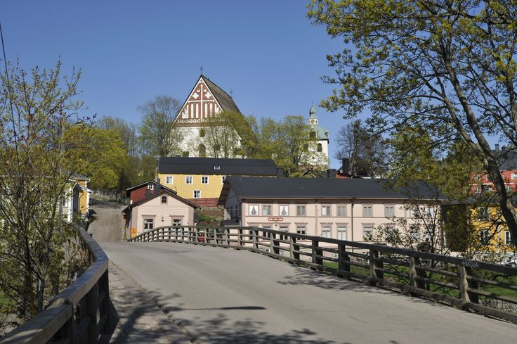 Bridge to Old town www.visitporvoo.fi
