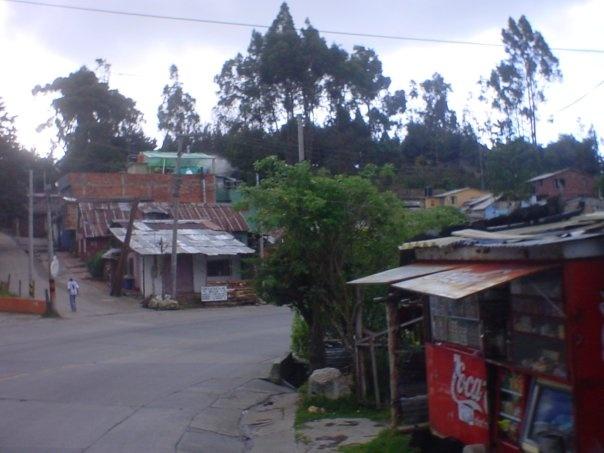 """Zo ziet een """"arme wijk"""" eruit in Bogota"""