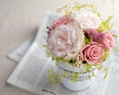 花を贈る 母の日ギフト