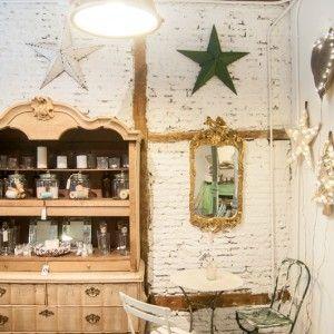 Cocina ecológica y antigüedades en Il tavolo verde - coolsty.com
