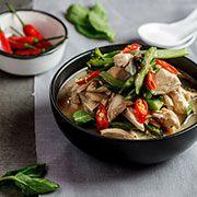 Asian Chicken Broth