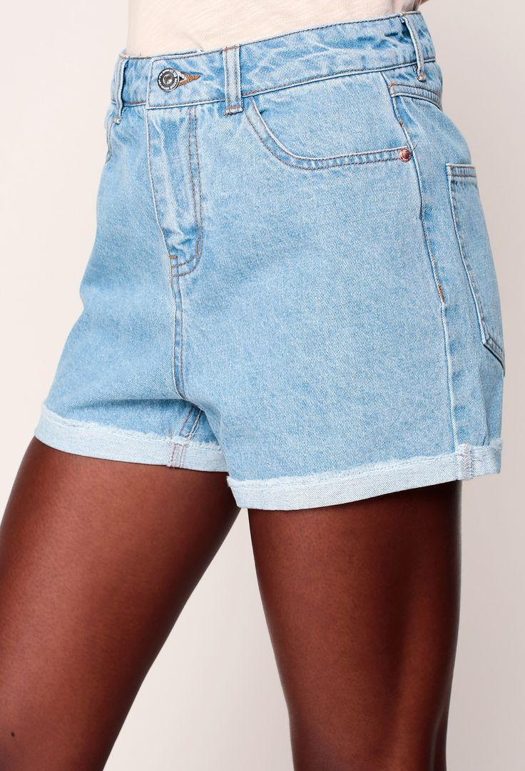 Short en jean Vero Moda