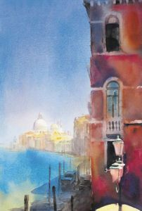Red Palace, Grand Canal Cecil Rice