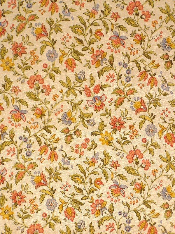 Original retro wallpaper & vinyl wallcovering from the sixties & seventies - A unique collection of original 1950's to 1980's wallpapers for sale! CLOSE to what we had in North Plainfield