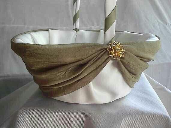 Ideas para decorar cestas de novias | Bodas | Pinterest