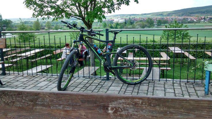 Mountainbike: Hirschaid 01 (Tour 129718) - Tourenblatt