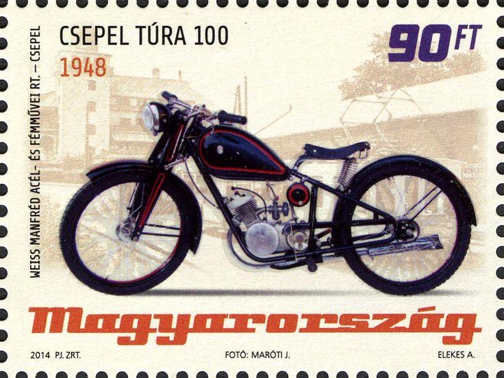 Csepel Túra 100 1948