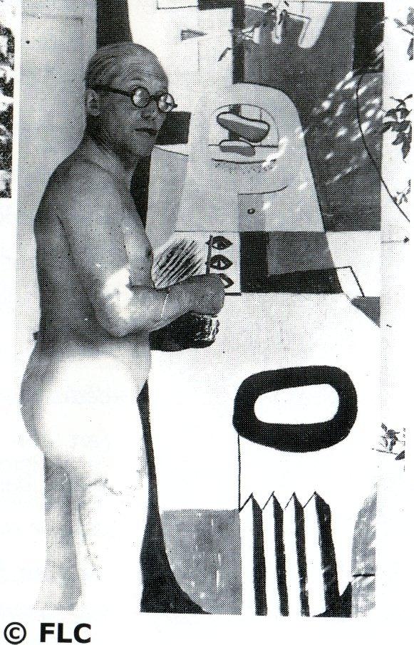 Le Corbusier libre