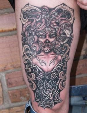 Leg Tattoo for Men Blog   #Tattoo #Inkdoneright #tattoos #ink #inked #tattooed #tattooartist #tattooist #art #body #bodymod #bodaymodification