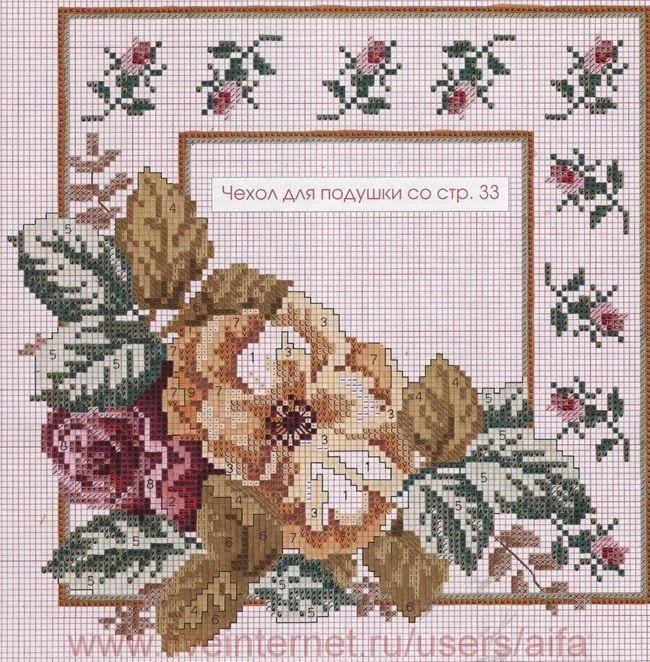 Gallery.ru / Фото #1 - Викторианские розы - irgelena