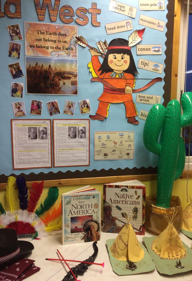 Native American Classroom Display Classroom Displays