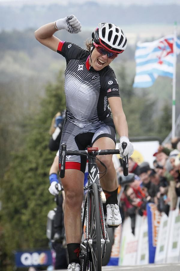 Evelyn Stevens. Love this pic.  via @Mike Kelly Canada