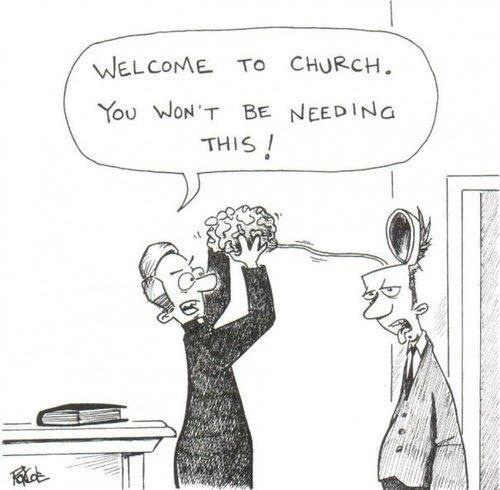 Atheist Cartoon.