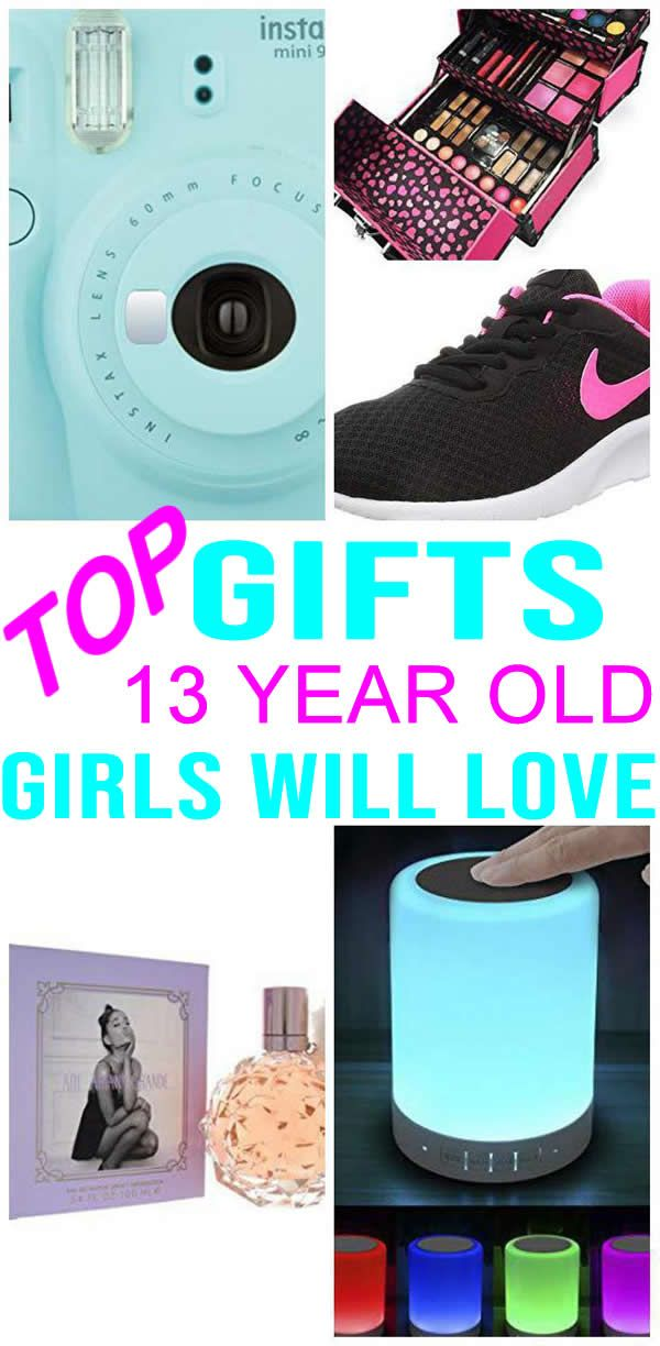 Top gift ideas that 13 yr old girls will love! Find presents   gift  suggestions for a girls 13th birthday…  2224215d04